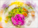 Spinning Flowers - Original